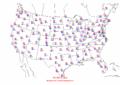2002-09-27 Max-min Temperature Map NOAA.png