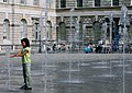2005-07-21 - United Kingdom - England - London - Somerset House - Girl in Fountain - Miscellenaeous 4887470067.jpg
