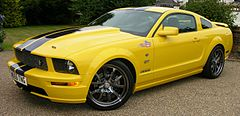 Ford Mustang GT Supercharged z 2005 roku