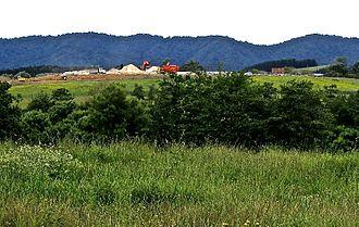 Horotiu - 2005 Horotiu landfill