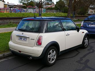 Mini Hatch - Hatchback
