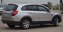 2006-2011 Chevrolet Captiva LS wagon (2015-12-28) 02.jpg