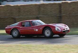 Autodelta - Image: 2006FOS 1965Alfa Romeo TZ2