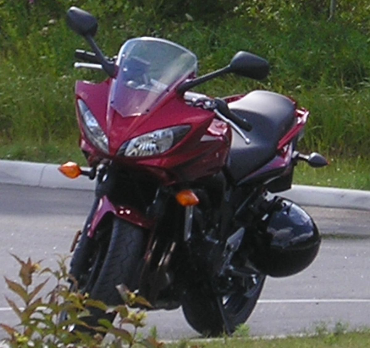 Yamaha Ez I