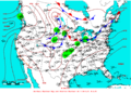 2008-06-27 Surface Weather Map NOAA.png