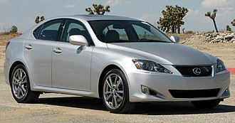 Lexus IS - Lexus IS 250 (GSE20, US)