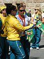 2008 Summer Olympics Australian parade Sydney.jpg
