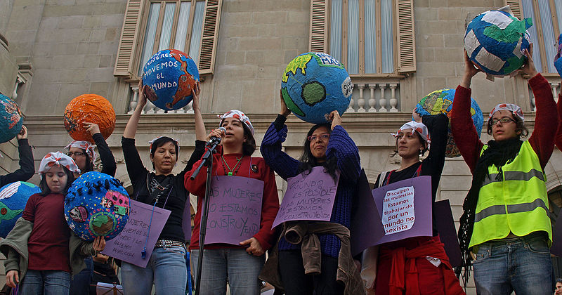 Fitxer:2009 International Women's Day in Barcelona protest 04.jpg