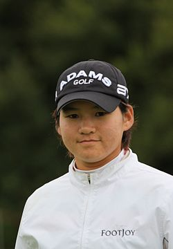 2009 Women's British Open - Yani Tseng (23).jpg