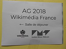2010-11-10 Annual general meeting of Wikimédia France by Benoit Soubeyran (44979020305).jpg