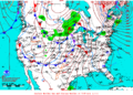 2013-02-18 Surface Weather Map NOAA.png