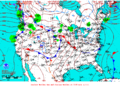 2013-04-06 Surface Weather Map NOAA.png