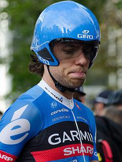 Thomas Dekker (cyclist) Dutch road bicycle racer