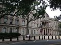 2014-08-30 10 47 07 View of the New Jersey State House in Trenton, New Jersey from the east.JPG