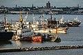 2014-10-31 Shipwrecks in Montevideo Harbor, Uruguay.jpg