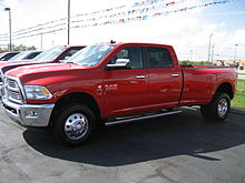 2014 ram 3500 crew cab 44 drw - 2014 Dodge Ram 1500 Lifted Red