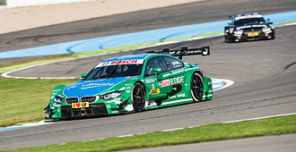 Augusto Farfus - Farfus competing in the 2014 DTM season
