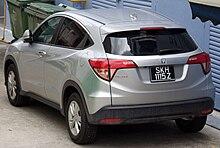 Honda Vezel Wikipedia