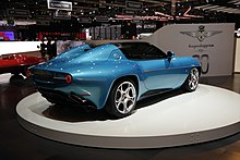 Alfa Romeo Disco Volante >> Alfa Romeo Disco Volante By Touring Wikipedia