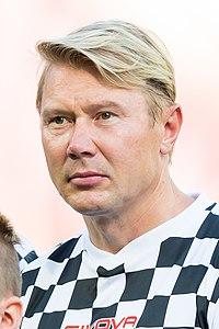 Mika Häkkinen 2016