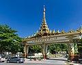 2016 Rangun, Pagoda Maha Wizaya (01).jpg