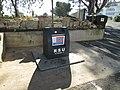 2017-11-19 Re-cycle waste containers, Rua Vasco da Gama, Albufeira.JPG