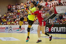 20170613 Ladies Handball AUT-ROU Stockerau DSC 5123.jpg