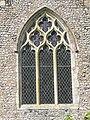 2018-05-11 Window, Parish church of Saint Mary, Roughton, Norfolk.JPG