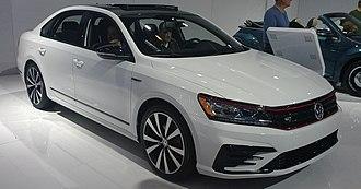 Volkswagen Passat (NMS) - Volkswagen Passat NMS GT