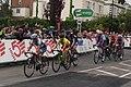 2018 Women's Tour stage 3 - Leamington finish 035 Lotta Lepsisto 085 Anna Trevisi 133 Mieke Kroger.JPG