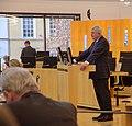 2019-01-18 Konstituierende Sitzung Hessischer Landtag Bouffier 4011.jpg