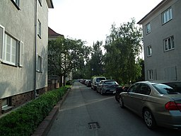 Eisenstädter Weg in Dresden