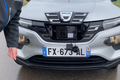 2021 Dacia Spring Electric (France) charging port.png