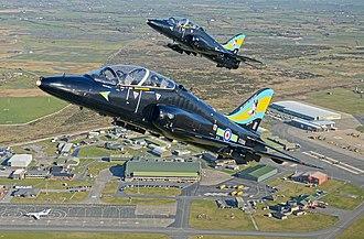 No. 208 Squadron RAF - XX188 and XX256 Centenary Photoshoot.  Photo by Jamie Hunter.