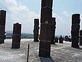 20 Atlantes de Tula y las piramedes. Tula, Estado de Hidalgo, México, también denominada como Tollan-Xicocotitlan.jpg