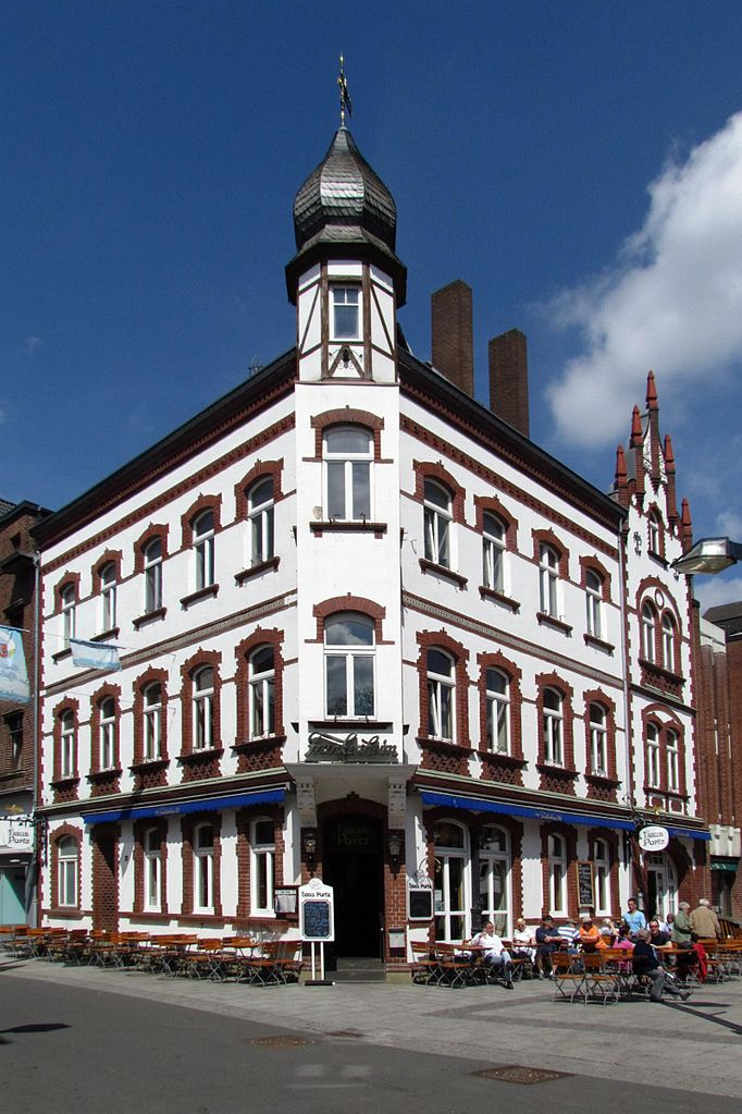 Book Hotel Zentrum in Grevenbroich