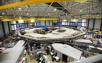 Laboratório Nacional de Luz Síncrotron - View of LNLS