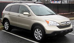 Honda CR-V EX (US)