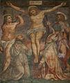 4570 - Milano - S. Maria d. Carmine - An. - Crocifissione (sec. XVI) - Foto Giovanni Dall'Orto, 3-Jan-2008.jpg
