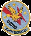 526th Bombardment Squadron - SAC - Emblem.png