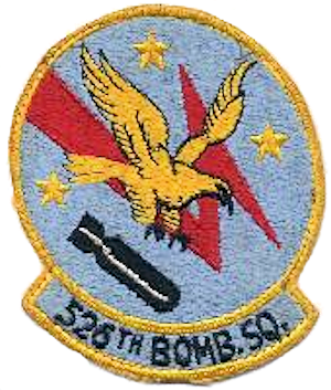 526th Bombardment Squadron - Emblem of the 526th Bombardment Squadron