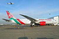 5Y-KZA - B788 - Kenya Airways