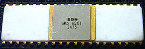 MOS Technology 6502 - MOS Technology MCS6501