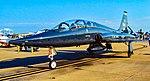 66-8402 USAF Northrop T-38A Talon 509th Bomb Wing, Follow US (44031314505).jpg