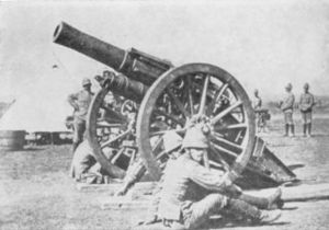 BL 6-inch 30 cwt howitzer - In South Africa, Second Boer War