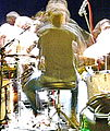 7 musicians motion blur experimental digital photography by Rick Doble.jpg