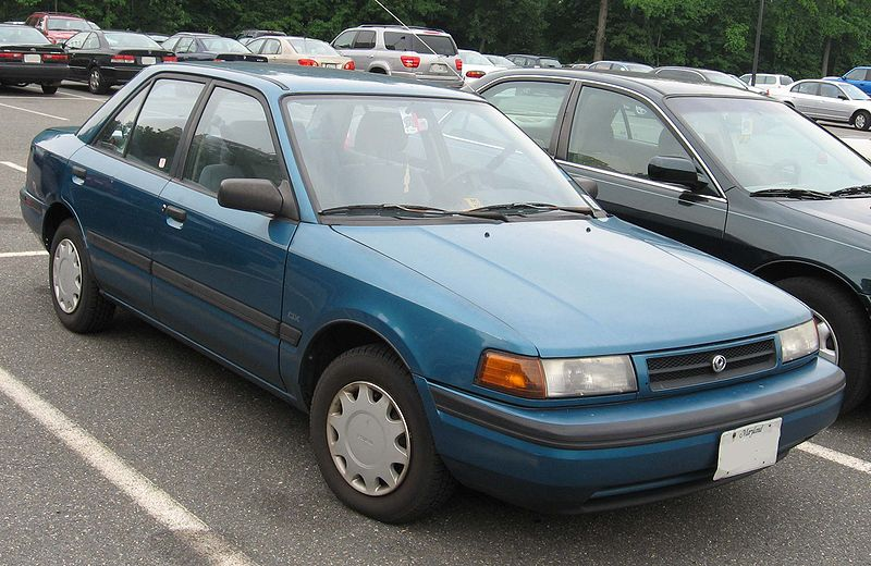 File 90 92 Mazda Protege Jpg Wikimedia Commons