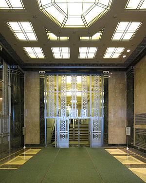 90 Church Street - Entrance hall