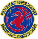 921 Contingency Response Sq emblem.png