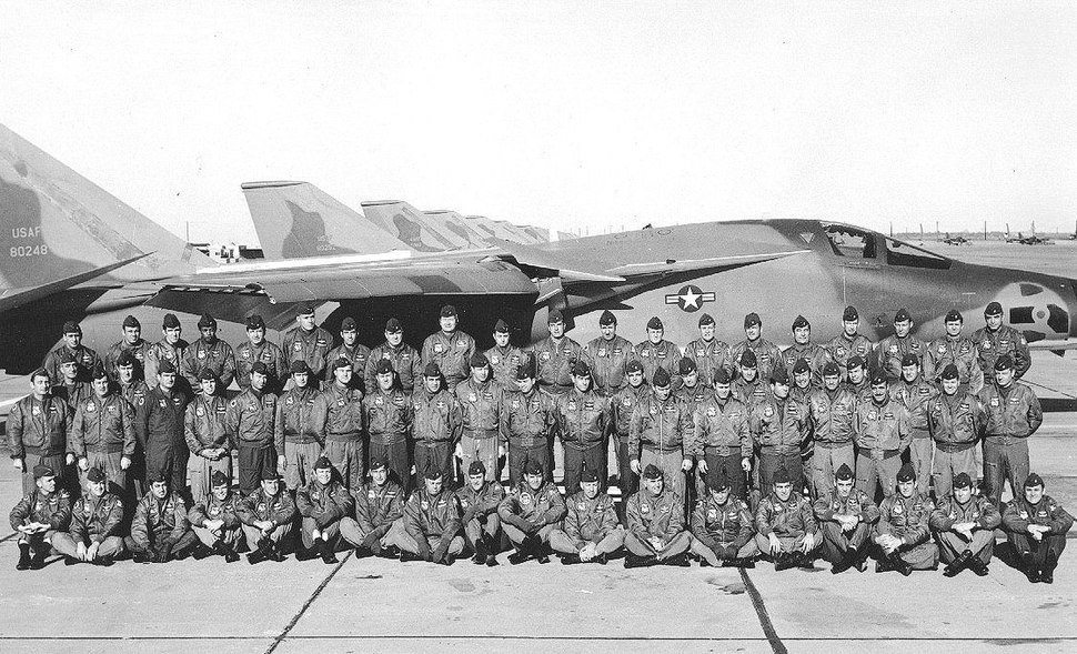 9th Bombardment Squadron - General Dynamics FB-111A 68-0248